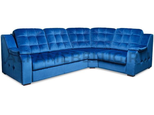 Угловой диван + Кресло Базель